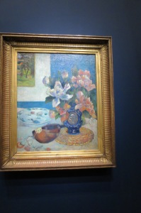 "Gauguin still life, which was considered almost as ""bad"" as a landscape.  I like this one."