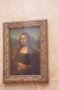 Mona Lisa, Leonardo Da Vinci.  This is the 137 zillionth picture of this painting, plus/minus.